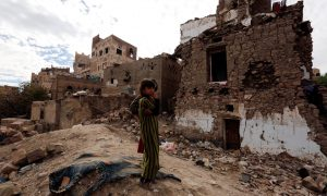 Two thirds of the people of Yemen are at immediate risk.
