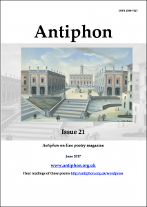 Antiphon issue 21—a labor of love.