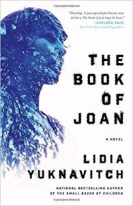 The Book of Joan—preposterous and poorly written. Cover: Amazon.com