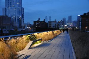 New York's High Line. Photo: jharchitecture.
