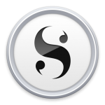 The new Scrivener logo. Source: Literature & Latte.