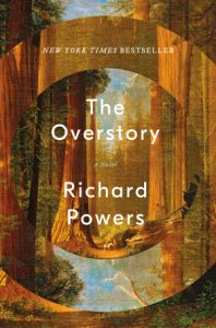 The Overstory, by Richard Powers. Photo: W. W. Norton & Company.