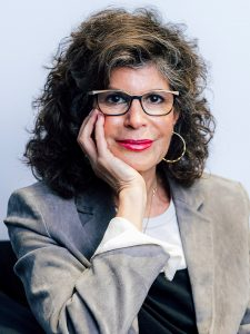 Shoshana Zuboff. Photo: http://axel-springer-award.com.