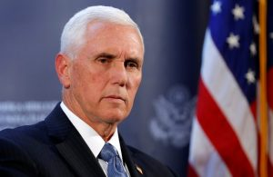 Does Mike Pence have the guts to save American lives? Photo: pbs.org.
