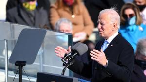 President Biden's inauguration. NBCNews.com.
